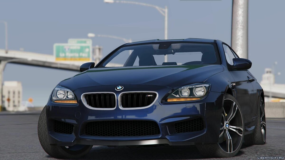 2013 BMW M6 Coupe [Add-On] 1.0 для GTA 5 - скриншот #8