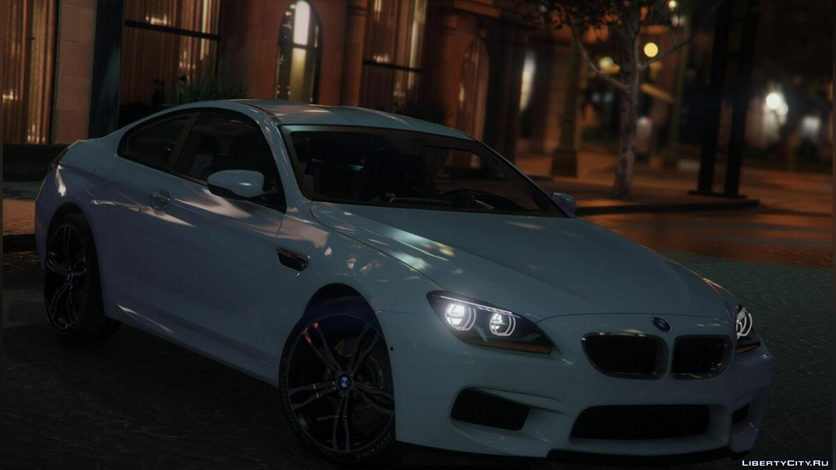 2013 BMW M6 Coupe [Add-On] 1.0 для GTA 5