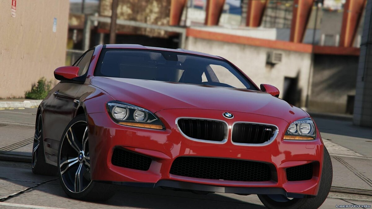 2013 BMW M6 Coupe [Add-On] 1.0 для GTA 5 - скриншот #5