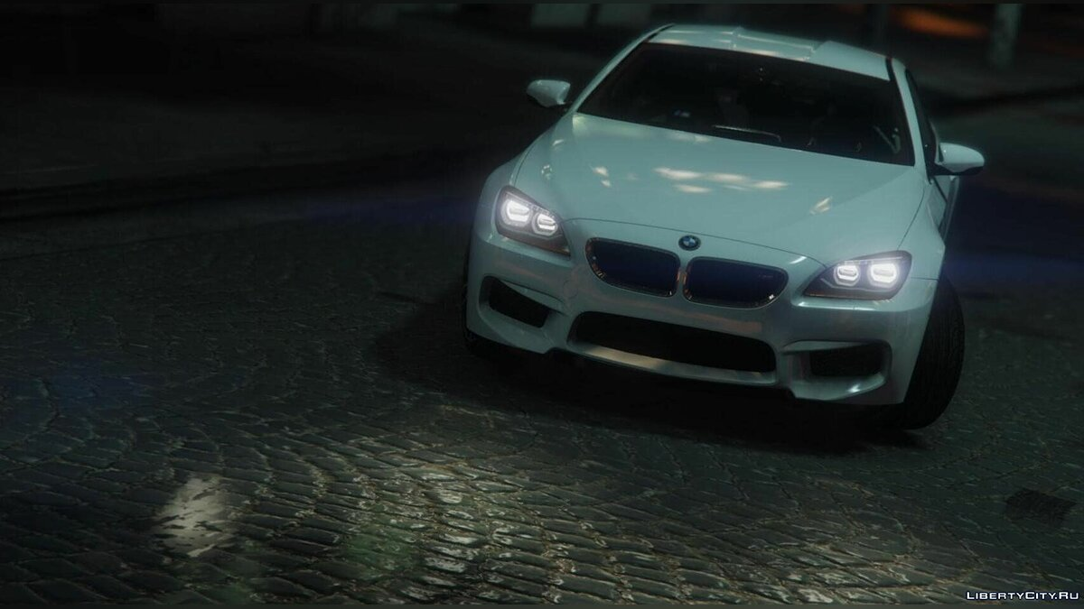 2013 BMW M6 Coupe [Add-On] 1.0 для GTA 5 - скриншот #3