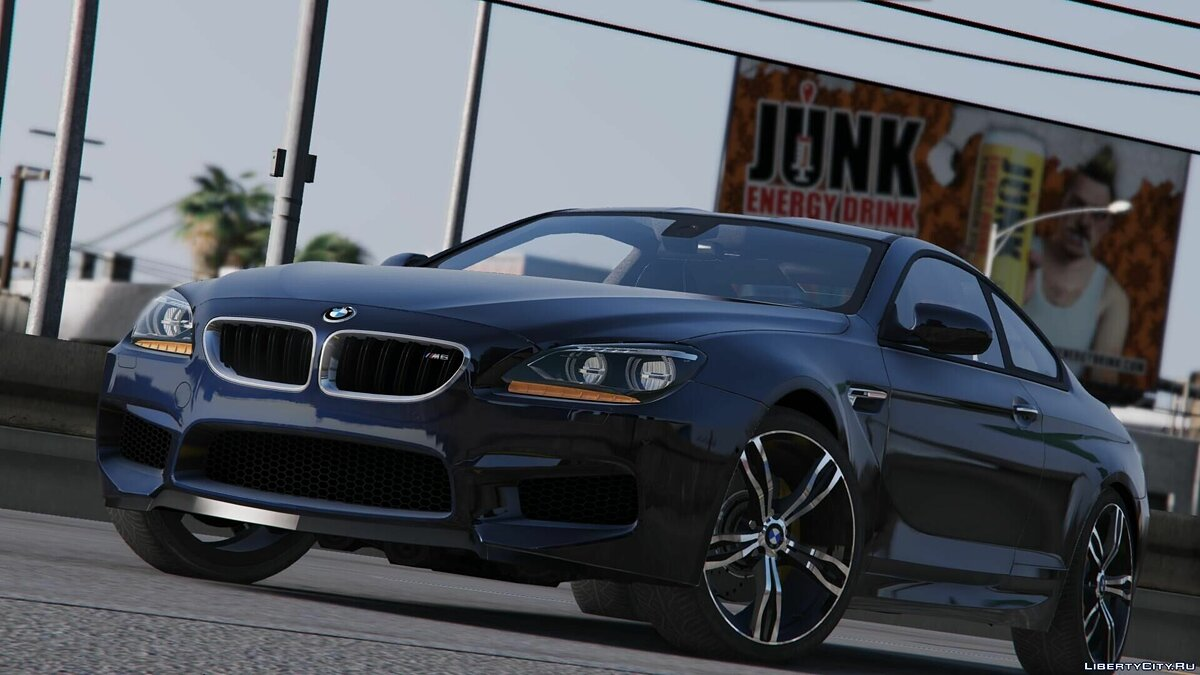 2013 BMW M6 Coupe [Add-On] 1.0 для GTA 5 - скриншот #7