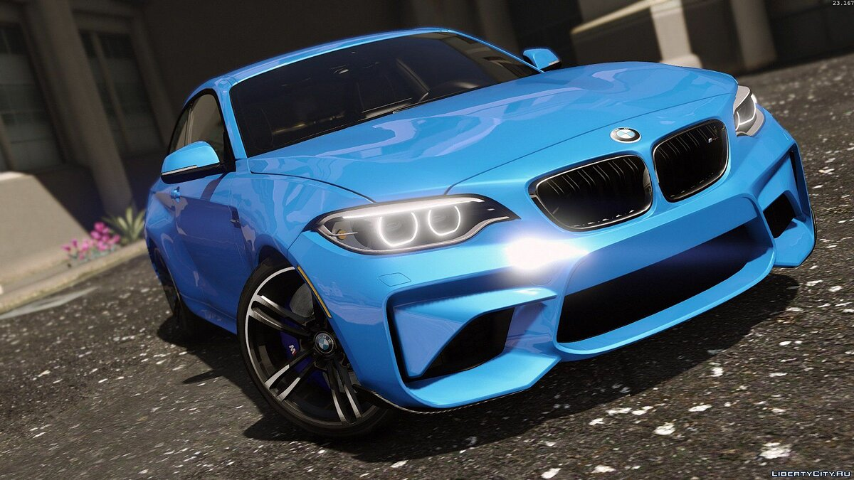2016 BMW M2 [Add-On / Replace | Tuning | Template] для GTA 5