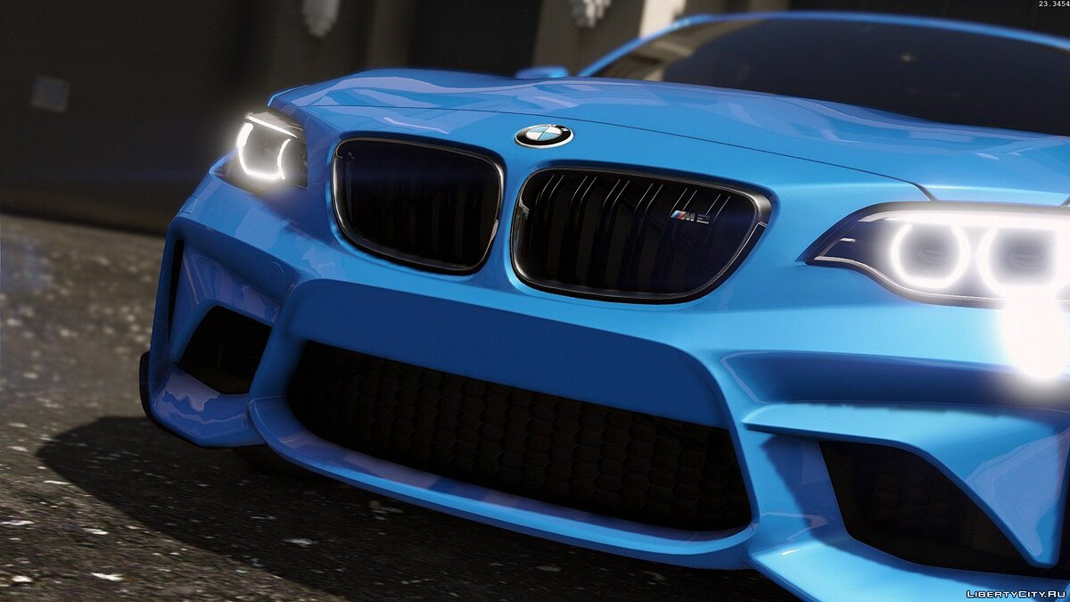2016 BMW M2 [Add-On / Replace | Tuning | Template] для GTA 5 - скриншот #2