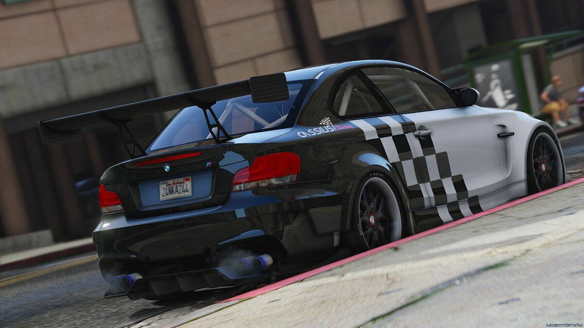 BMW 1M - Stance Editon [Add-On] 1.0 для GTA 5 - скриншот #3