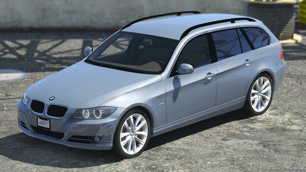 2011 BMW 330D Touring (Stock) для GTA 5