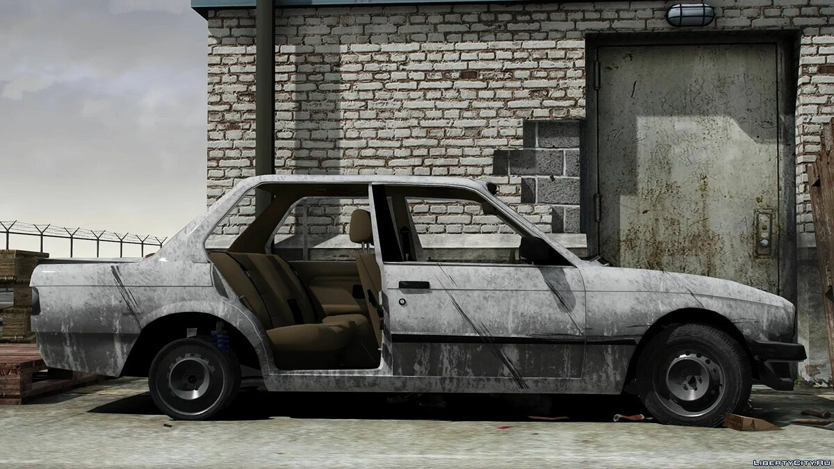 Машина BMW 1986 BMW 327 Turbo (E30/PFL)[Add-On | Tuning | Extras] 1.1 для GTA 5