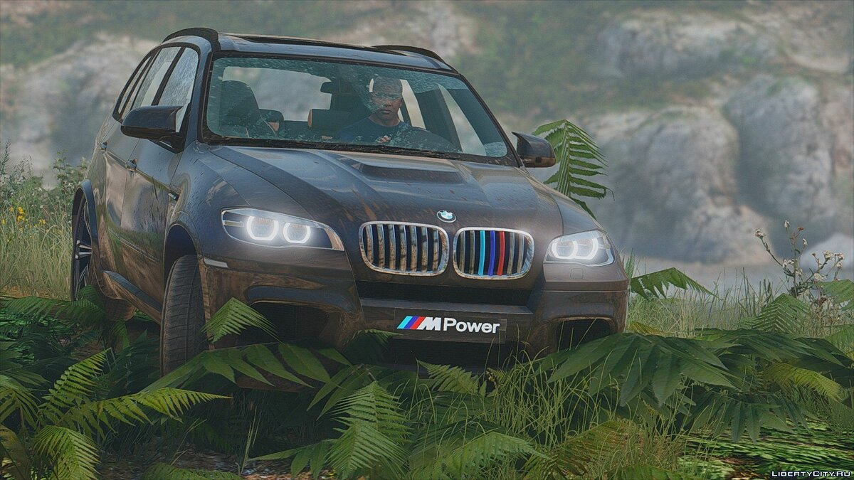 Playboy BMW X5M [Add-On | Tuning] 2.0 для GTA 5 - скриншот #3