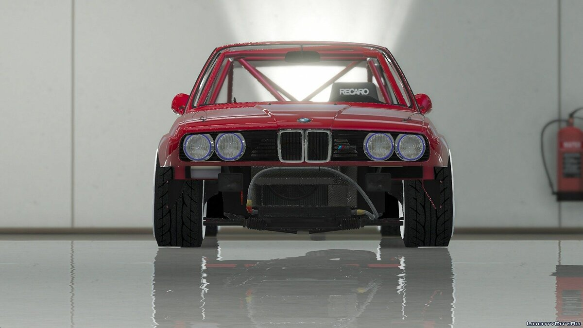 1991 BMW E30 Drift Edition [Add-On] 1.4 для GTA 5