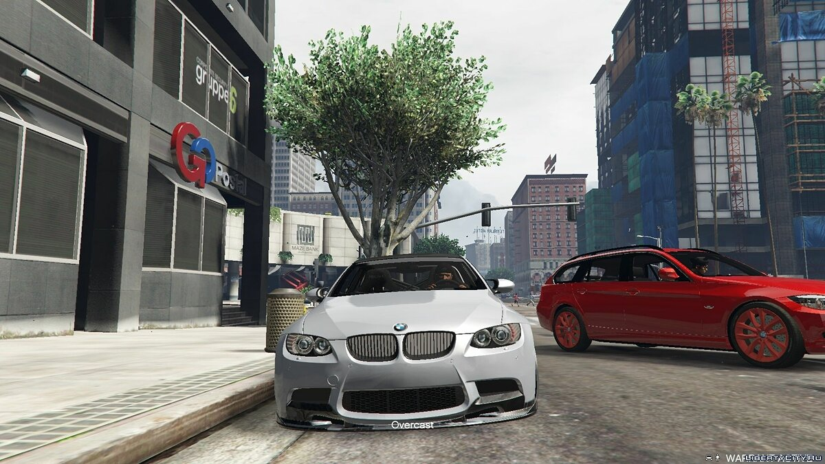 BMW 335i Project (Sound + Livery) 2.0 для GTA 5 - скриншот #3