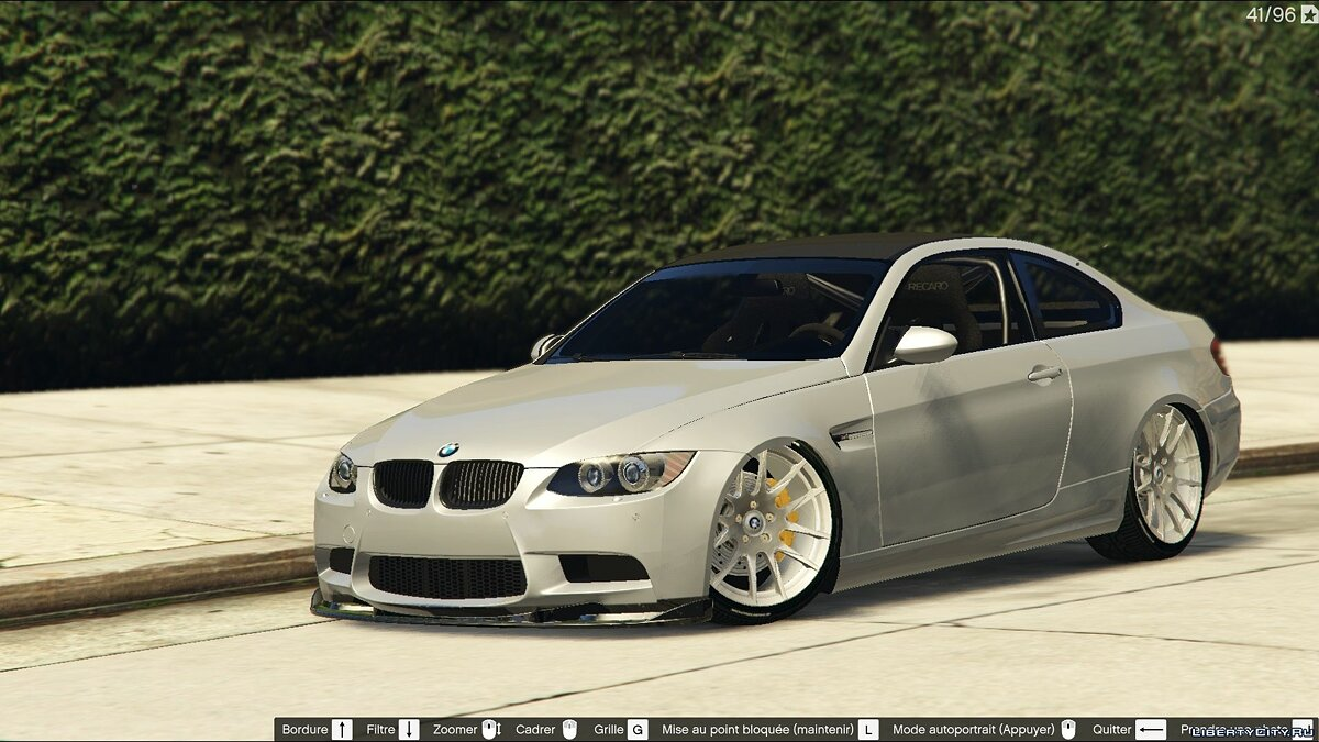 BMW 335i Project (Sound + Livery) 2.0 для GTA 5