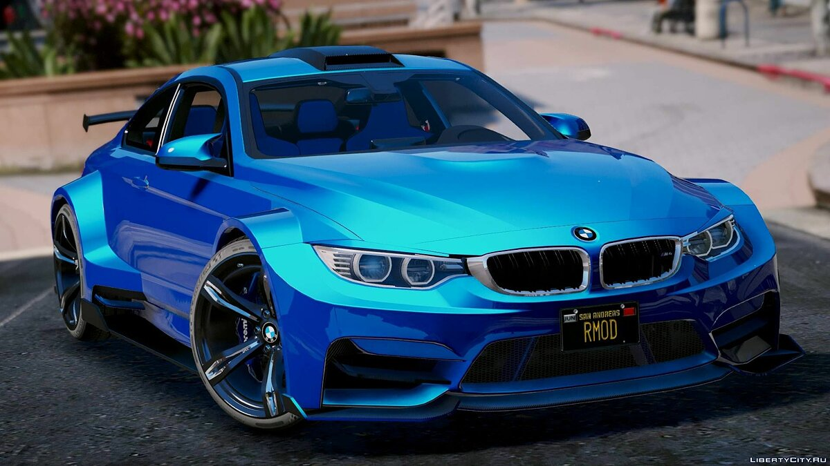 BMW M4 RaijinBodykit [Reworked][Add-On] 3.0 для GTA 5
