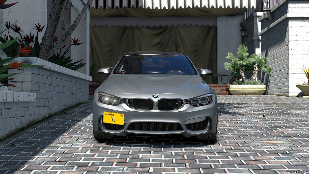 BMW M4GTS [Add-On] для GTA 5 - скриншот #2