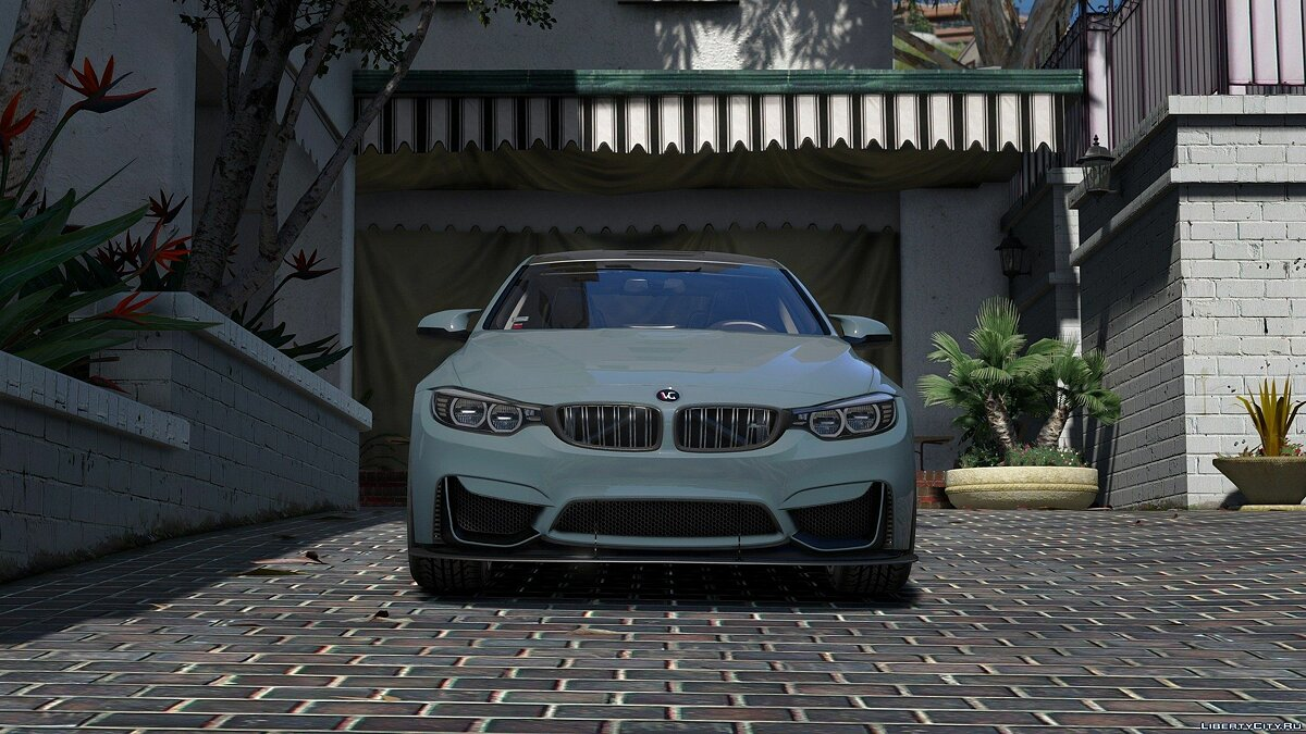 BMW M4GTS [Add-On] для GTA 5 - скриншот #3
