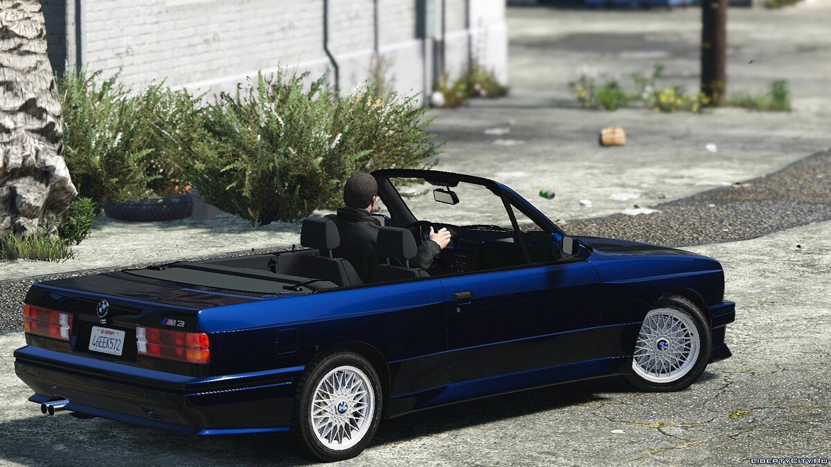 Машина BMW BMW M3 E30 1991 [Tuning | Convertible] для GTA 5