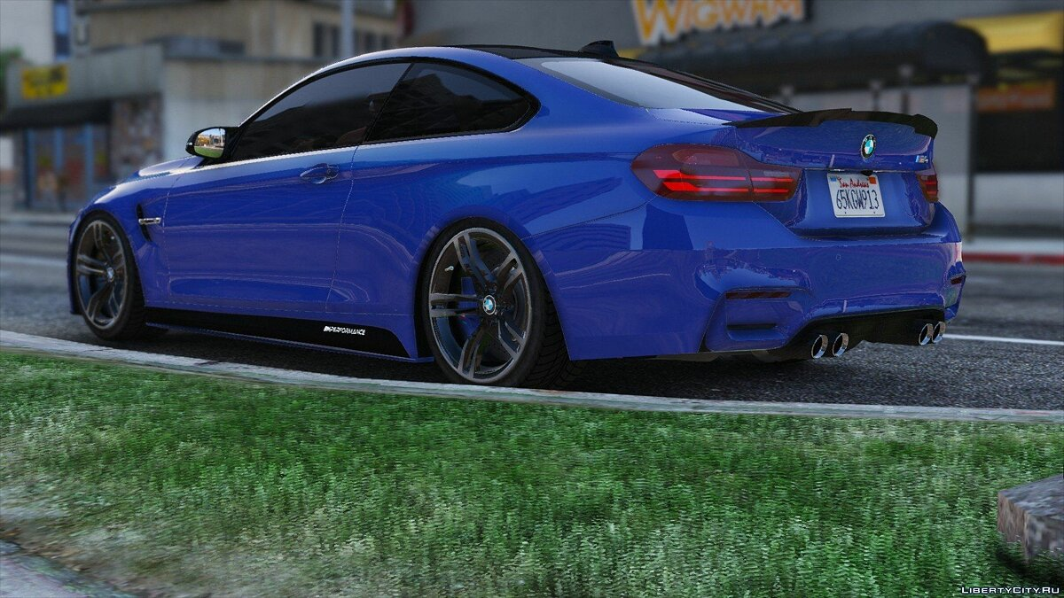 2015 BMW F82 M4 [Add-On | Tuning] 1.0 для GTA 5