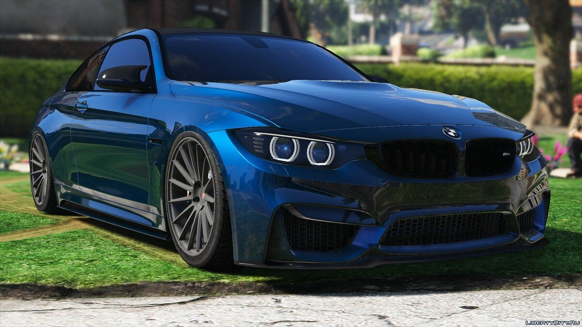 2015 BMW F82 M4 [Add-On | Tuning] 1.0 для GTA 5 - скриншот #4