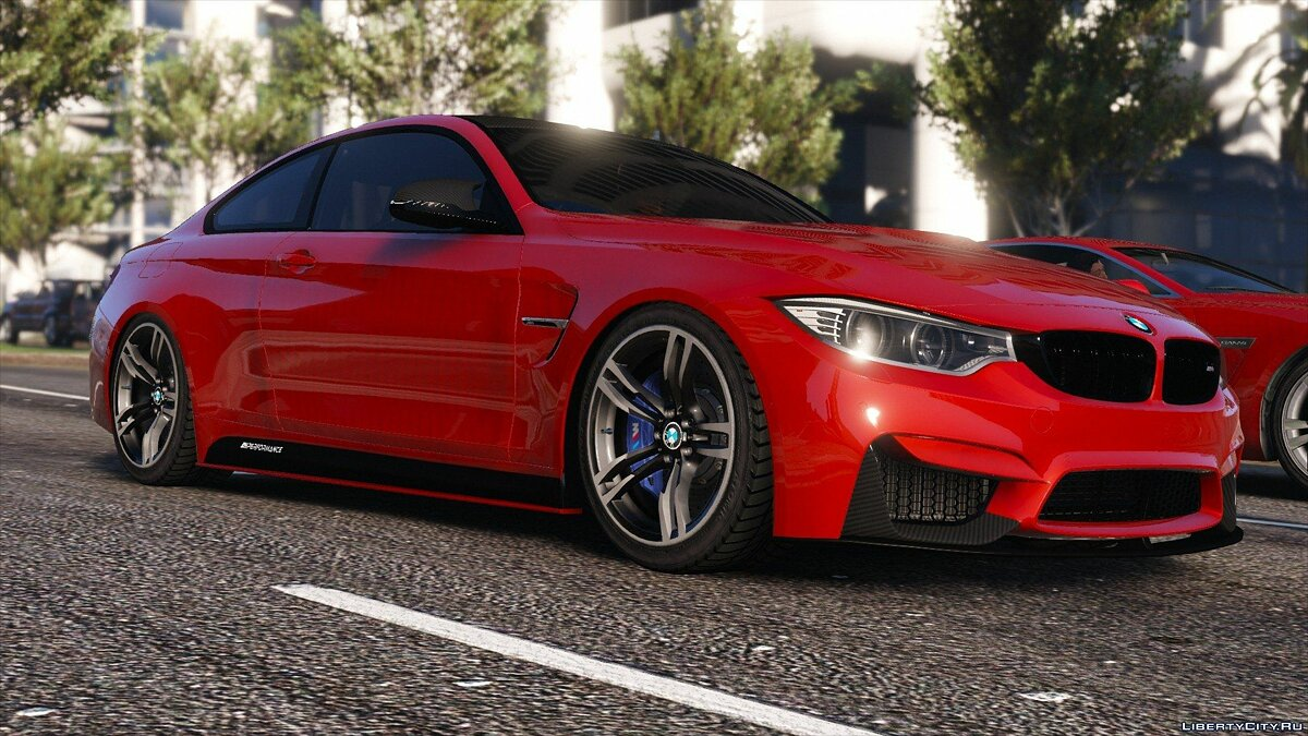 2015 BMW F82 M4 [Add-On | Tuning] 1.0 для GTA 5 - скриншот #5