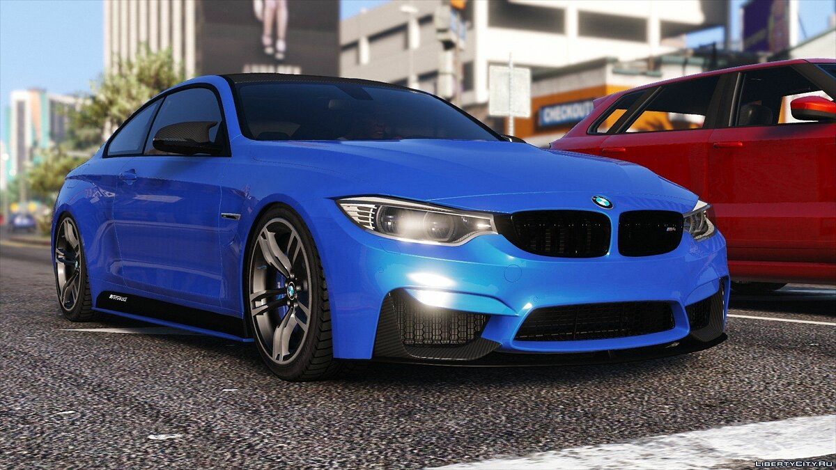 2015 BMW F82 M4 [Add-On | Tuning] 1.0 для GTA 5 - скриншот #6