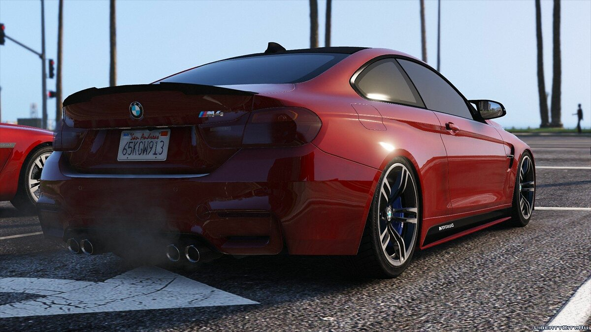 2015 BMW F82 M4 [Add-On | Tuning] 1.0 для GTA 5 - скриншот #8