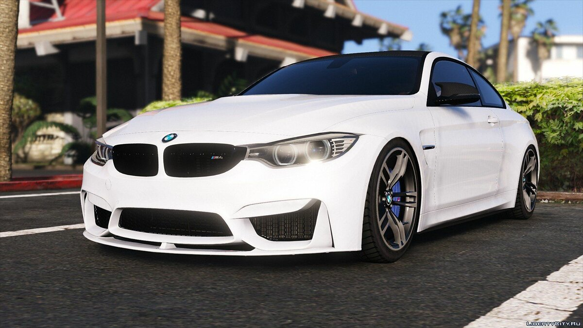 2015 BMW F82 M4 [Add-On | Tuning] 1.0 для GTA 5 - скриншот #9
