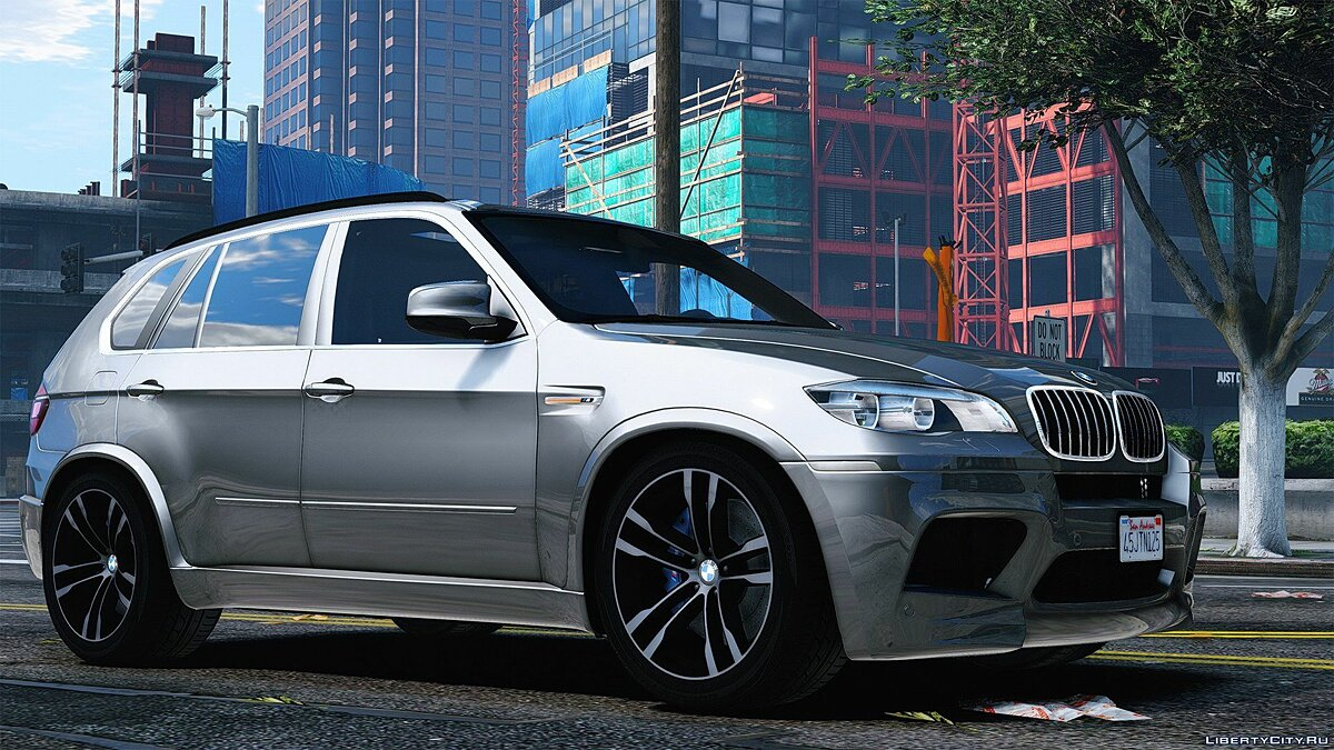 BMW X5M 2013 [Add-On] 1.2 для GTA 5
