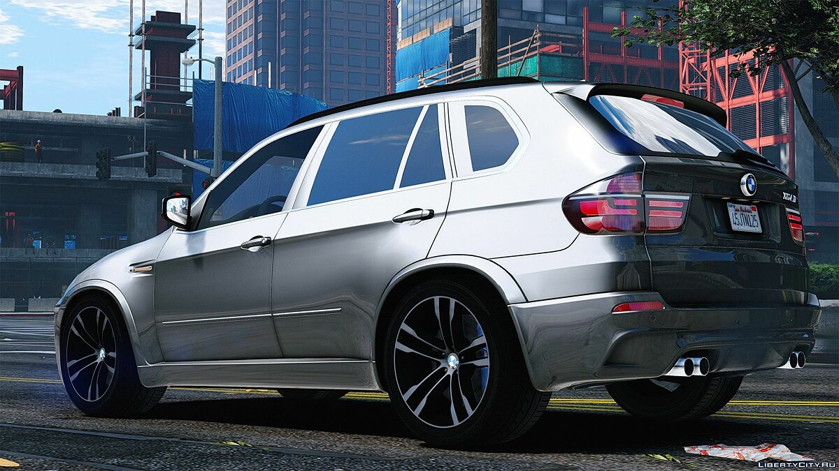 BMW X5M 2013 [Add-On] 1.2 для GTA 5 - скриншот #2