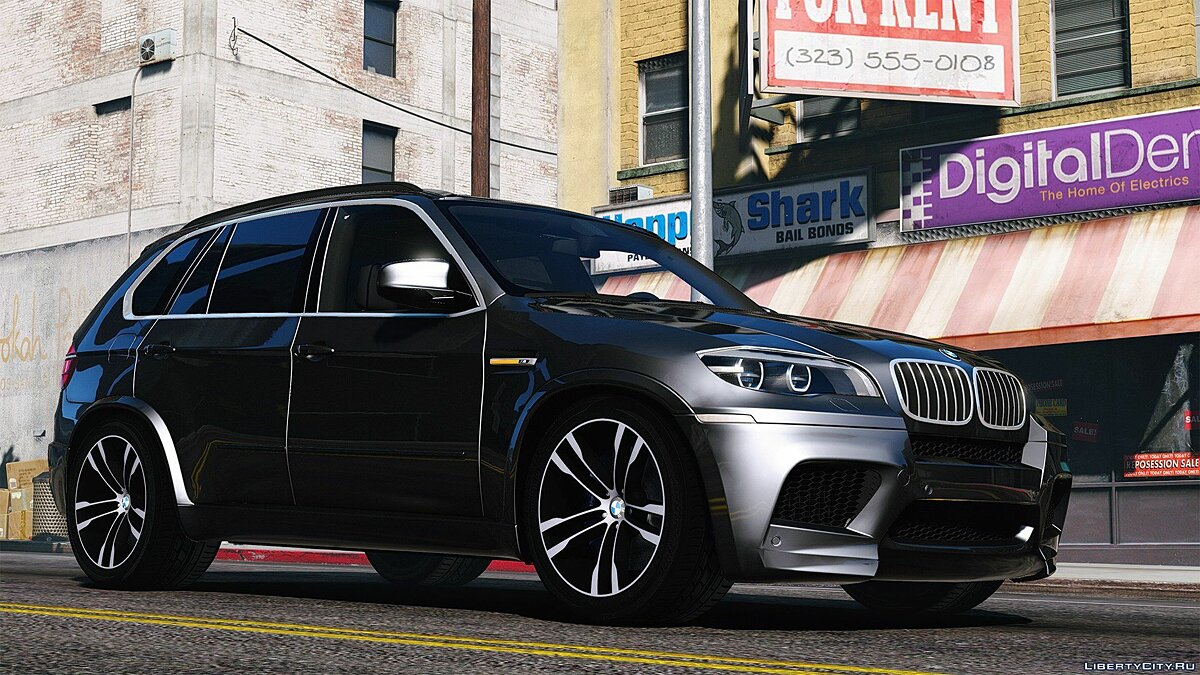 BMW X5M 2013 [Add-On] 1.2 для GTA 5 - скриншот #3