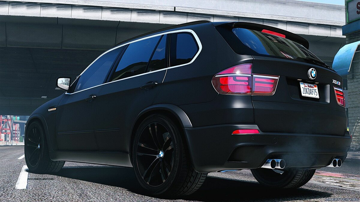 BMW X5M 2013 [Add-On] 1.2 для GTA 5 - скриншот #4