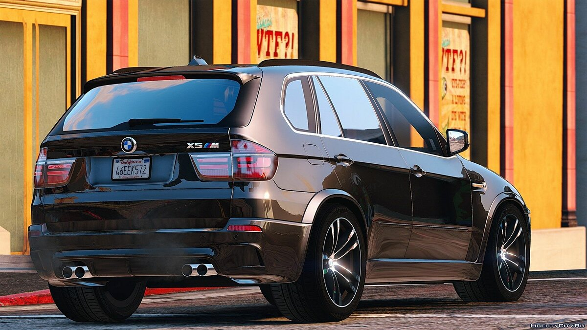 BMW X5M 2013 [Add-On] 1.2 для GTA 5 - скриншот #7