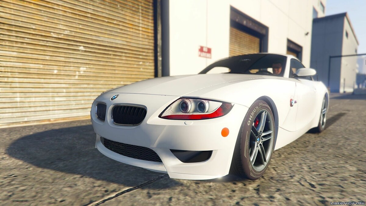 2008 BMW Z4M (E86) Coupe [Tuning] 0.02 для GTA 5