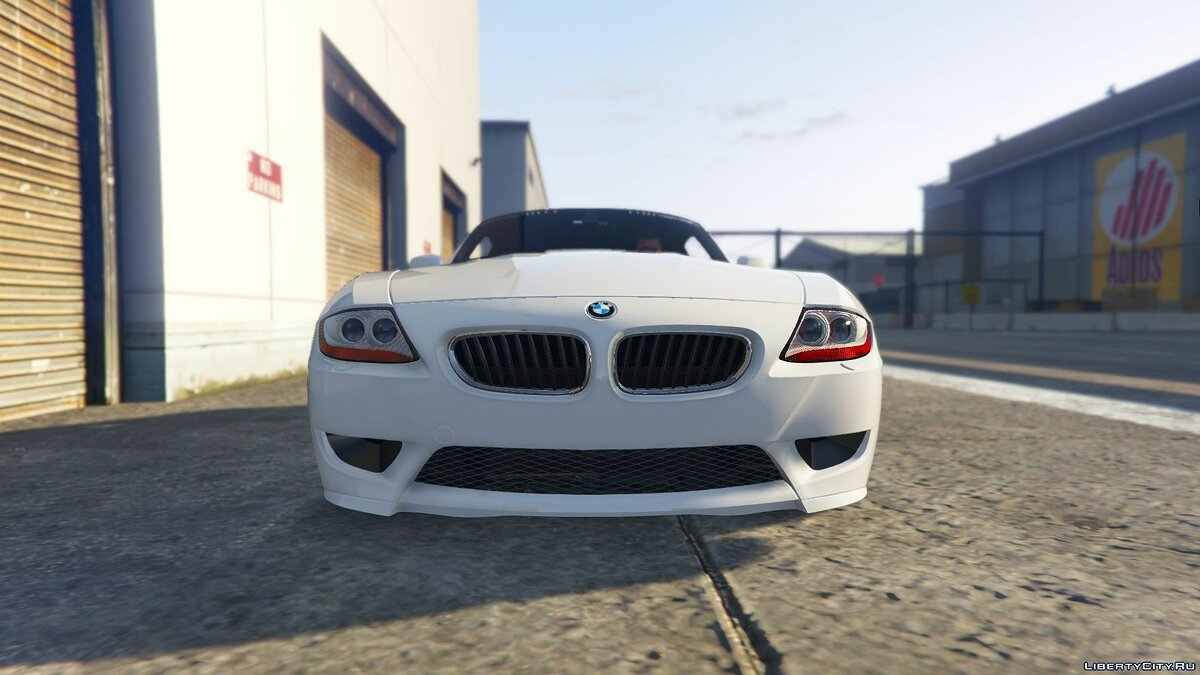 2008 BMW Z4M (E86) Coupe [Tuning] 0.02 для GTA 5 - скриншот #2