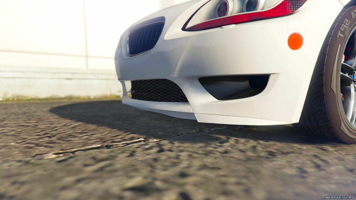 2008 BMW Z4M (E86) Coupe [Tuning] 0.02 для GTA 5 - скриншот #3