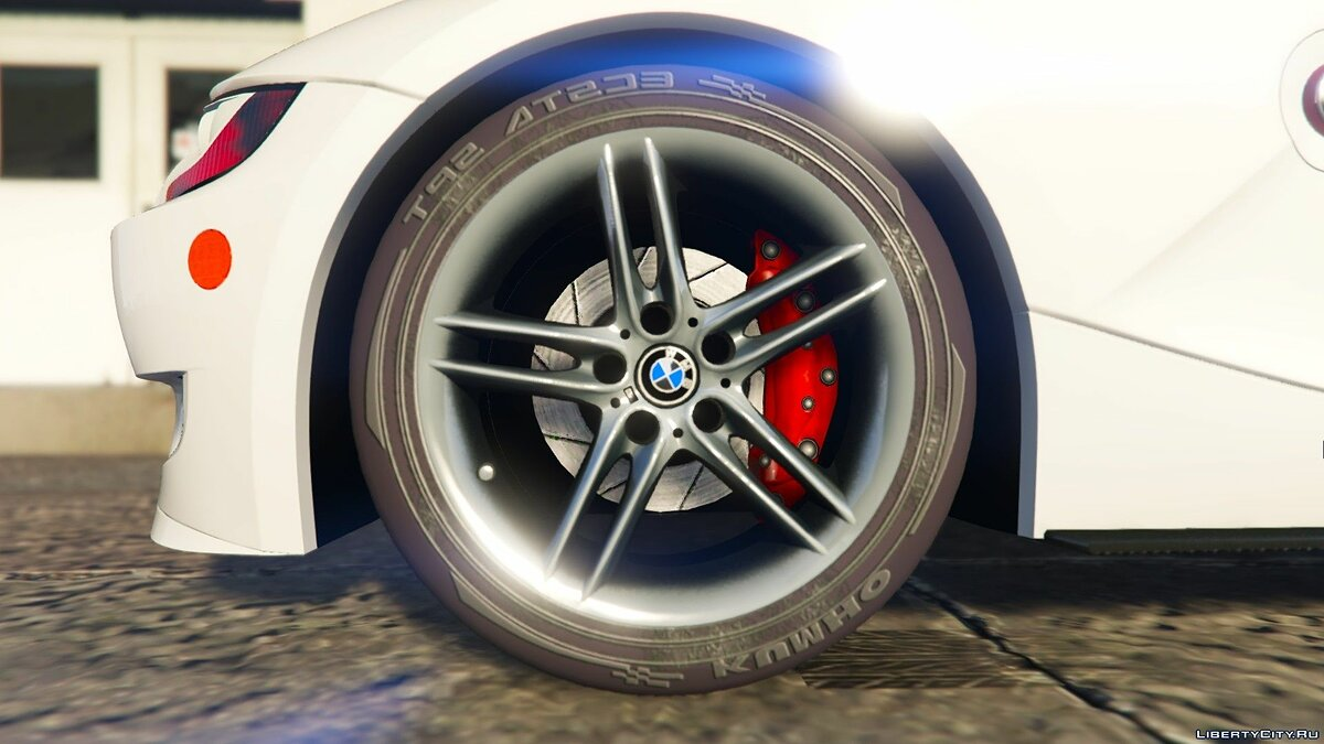 2008 BMW Z4M (E86) Coupe [Tuning] 0.02 для GTA 5 - скриншот #5