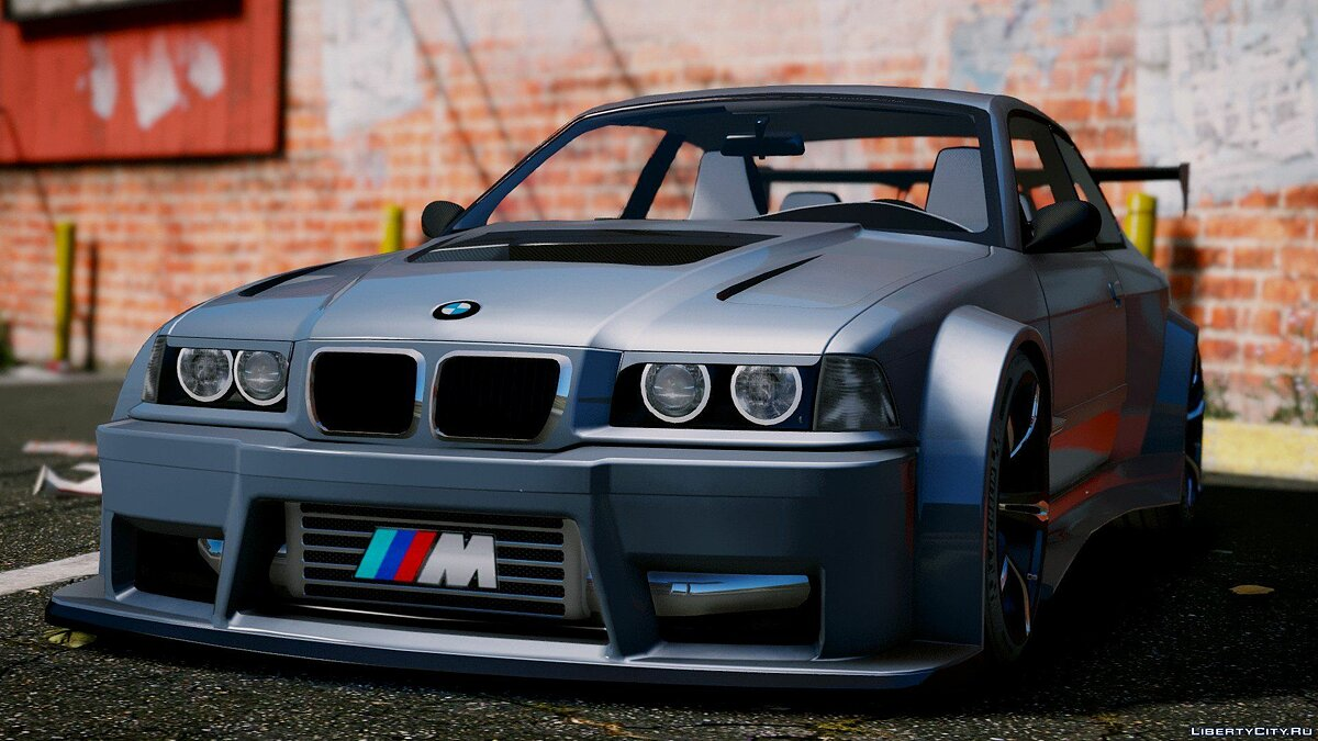 BMW M3 E36 V8 Biturbo [Add-On | Tuning] для GTA 5