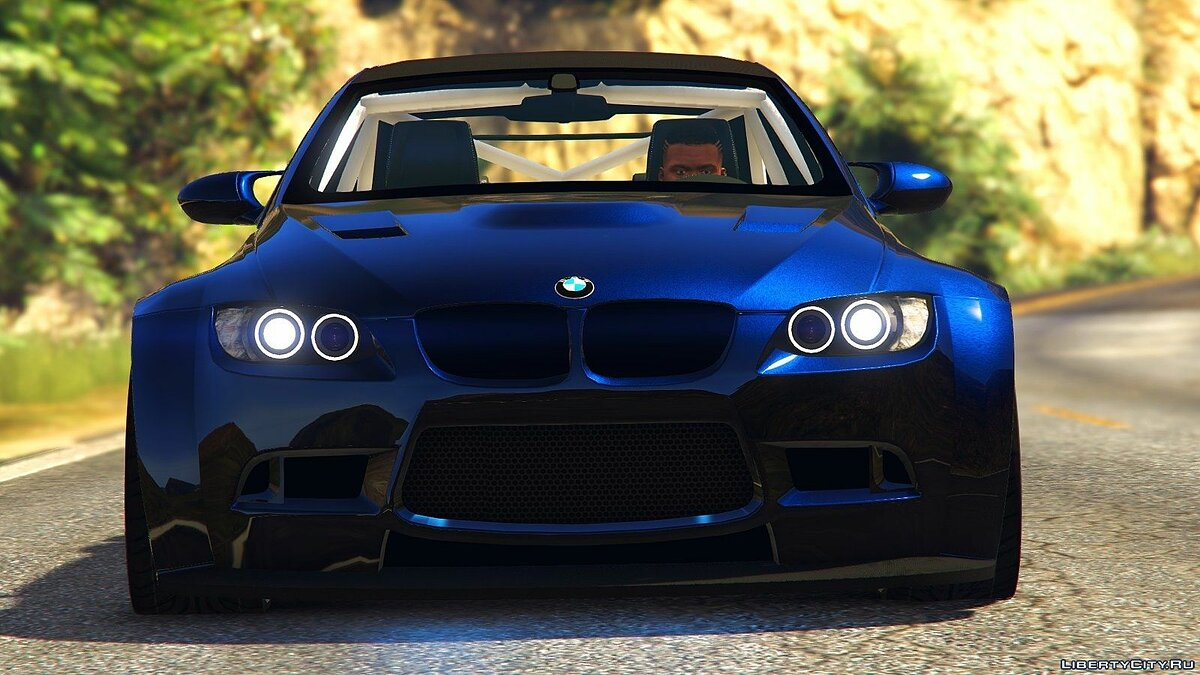BMW M3 (E92) WideBody v1.1 для GTA 5 - скриншот #2