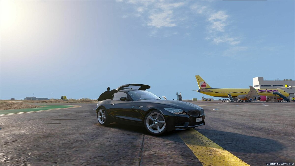 BMW Z4[ADD-ON丨Sliding-top] 1.0 для GTA 5