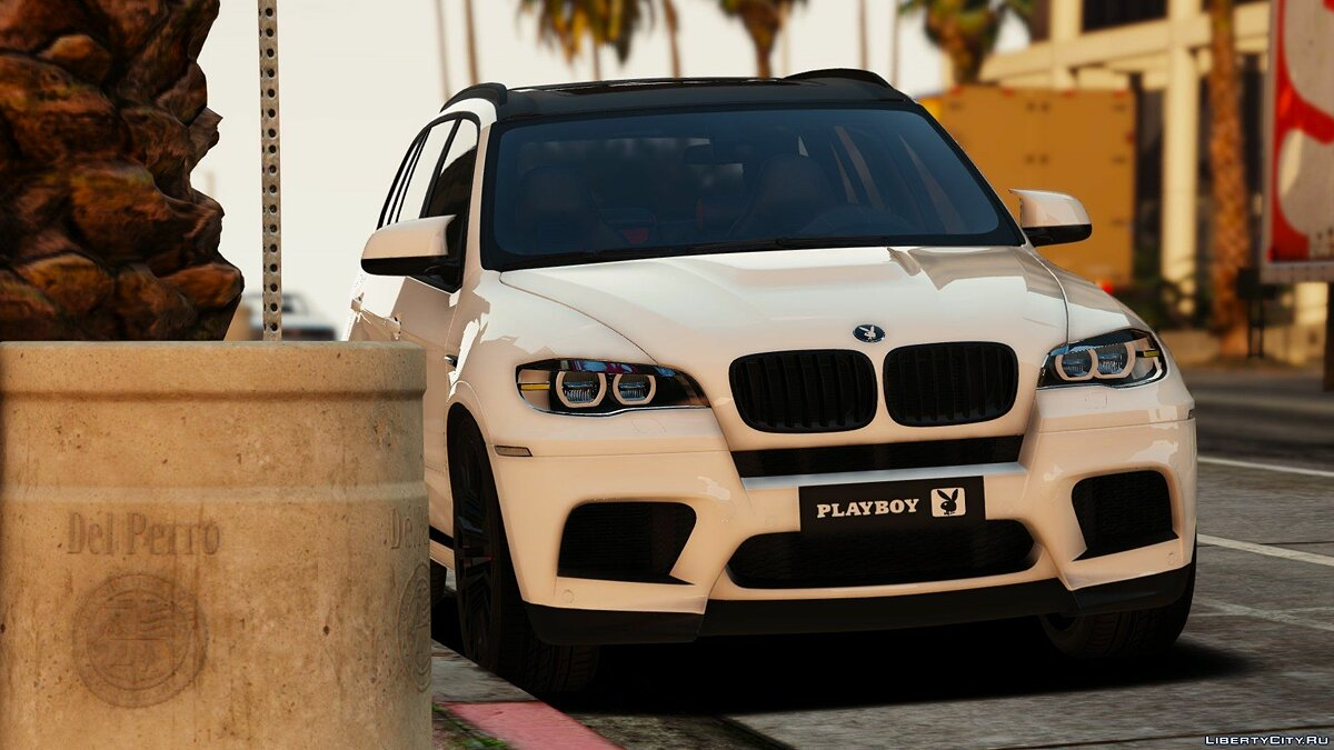 Playboy (BMW) X5M [Add-On | Tuning] 1.0 для GTA 5 - скриншот #2