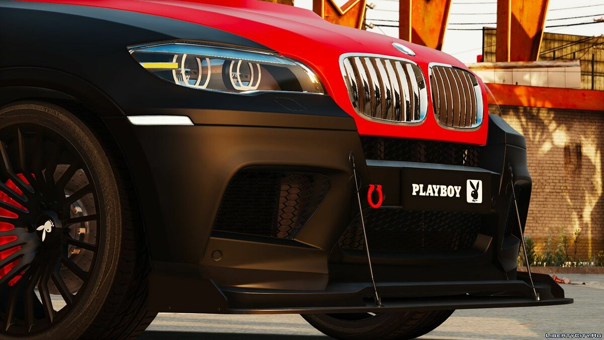 Playboy (BMW) X5M [Add-On | Tuning] 1.0 для GTA 5 - скриншот #5
