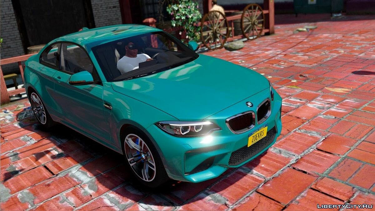 BMW M2 [Replace] для GTA 5