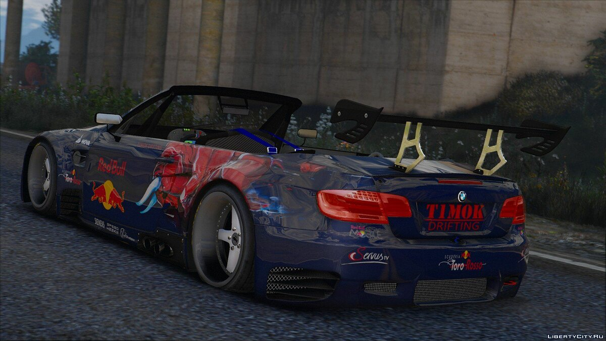 BMW E92 Cabrio GT3 [Add-On] 1.0 для GTA 5 - скриншот #2