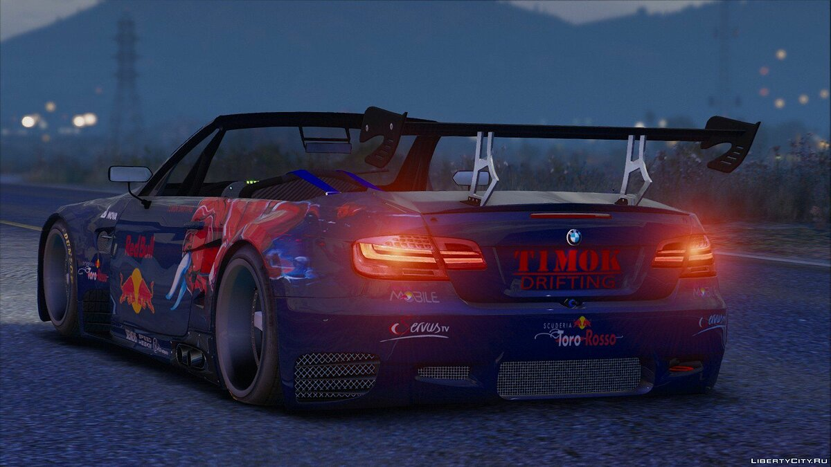 BMW E92 Cabrio GT3 [Add-On] 1.0 для GTA 5 - скриншот #3