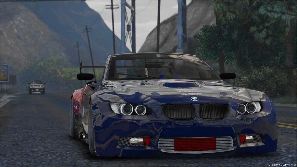 BMW E92 Cabrio GT3 [Add-On] 1.0 для GTA 5 - скриншот #7