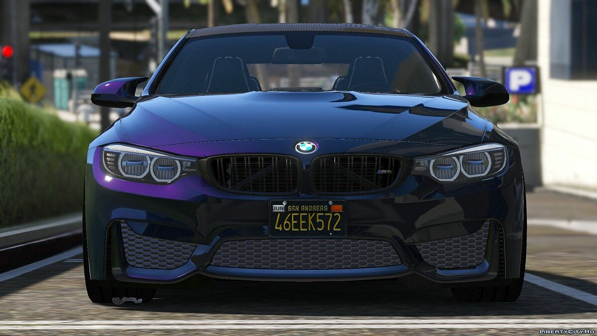 2015 BMW M4 [Add-On] 1.2 для GTA 5 - скриншот #9