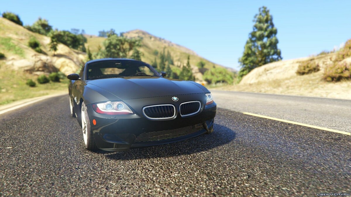 BMW Z4M Coupe 2008 для GTA 5 - скриншот #8