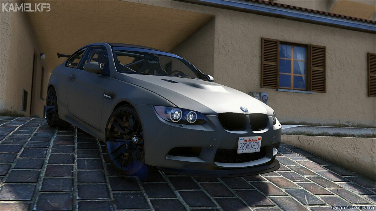 Машина BMW BMW M3 GTS (Fully Tunable) для GTA 5