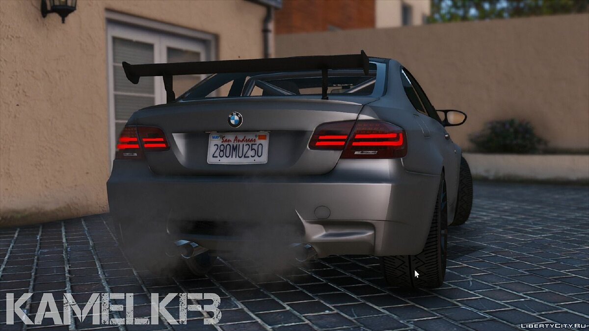 BMW M3 GTS (Fully Tunable) для GTA 5 - скриншот #6