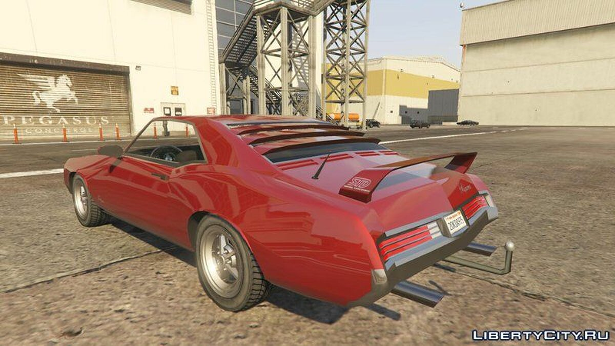 Машина Buick Buick Riviera 1966 [Add-On (OIV)] для GTA 5