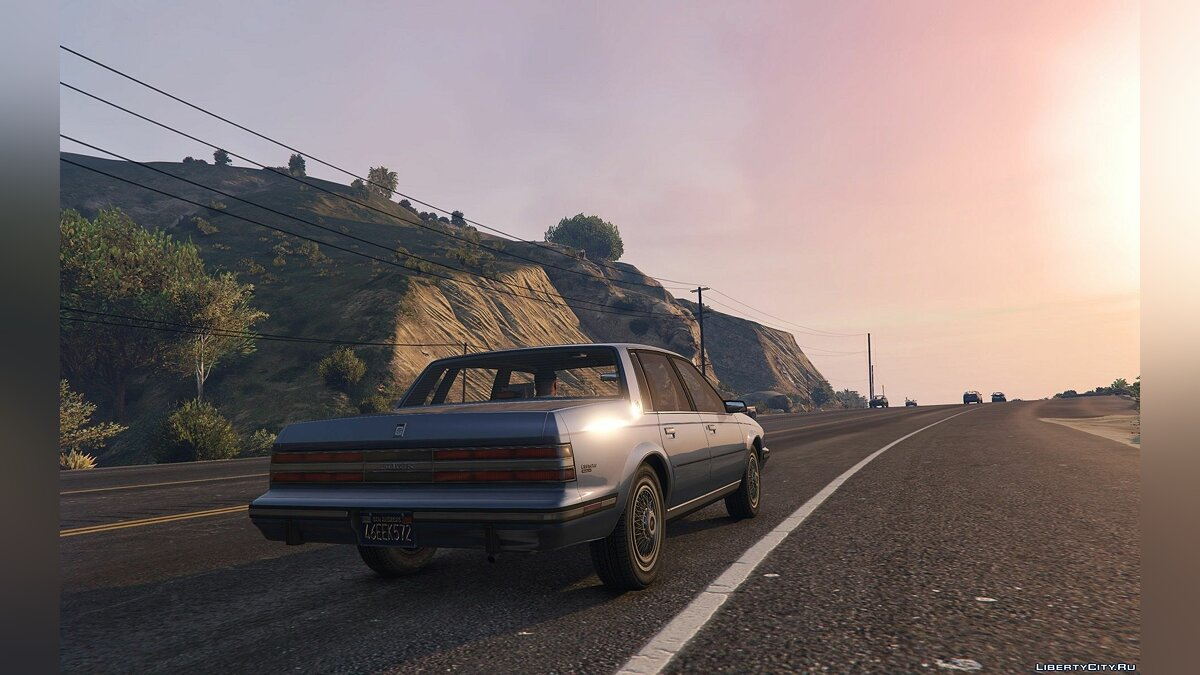 ��ашина Buick 1986 Buick Century Limited [Add-On] 1.2 для GTA 5