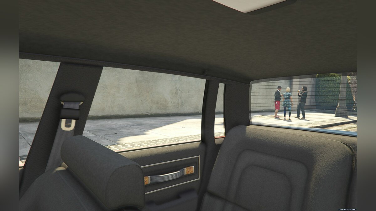 ��ашина Buick 1986 Buick Century Limited [Add-On] 1.0 для GTA 5
