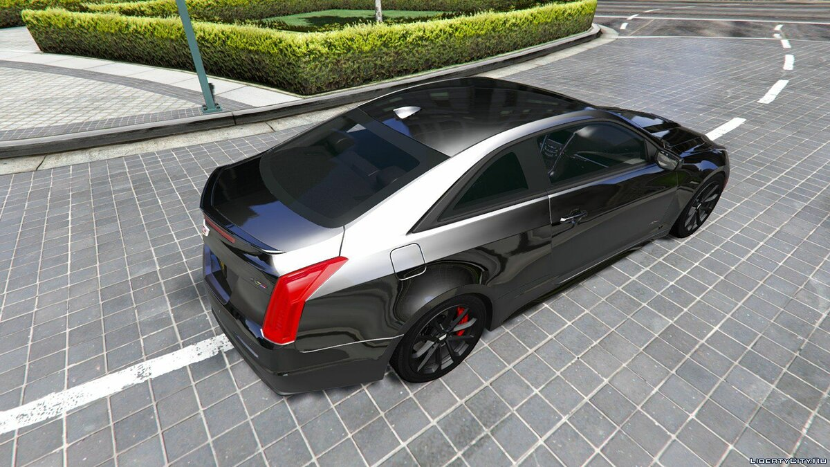 2016 Cadillac ATS-V Coupe [Add-On / Replace] для GTA 5 - скриншот #8